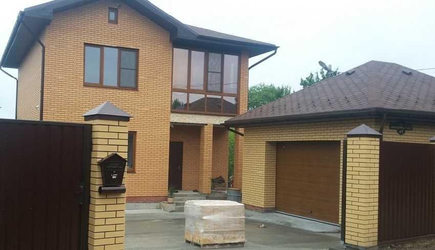 Построить гараж на даче отдельно