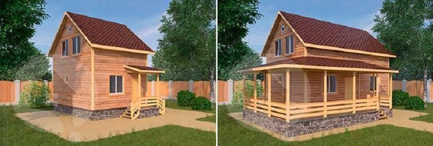 Проекты достраиваемых домов – Дом на вырост