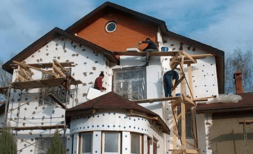 Ремонтно-строительные работы осенью