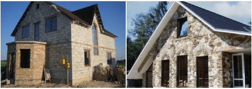 Стоит ли строить дом из камня и кирпича