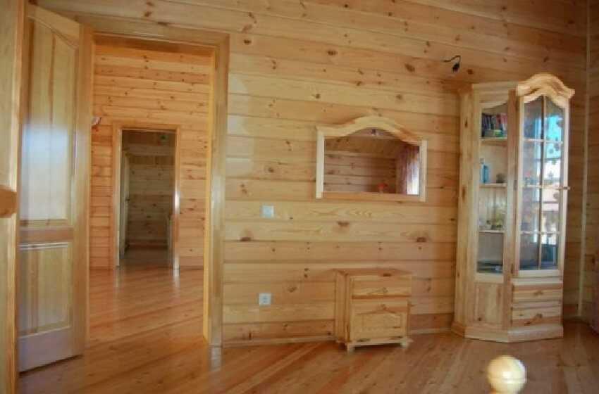 Как сделать внутренние перегородки в деревянном доме