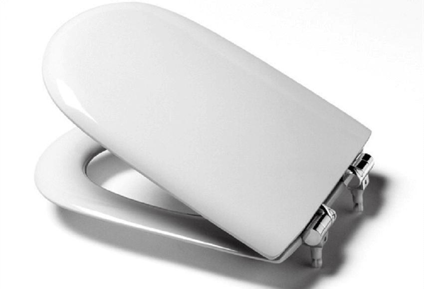 Крышка унитаза, с микролифтом