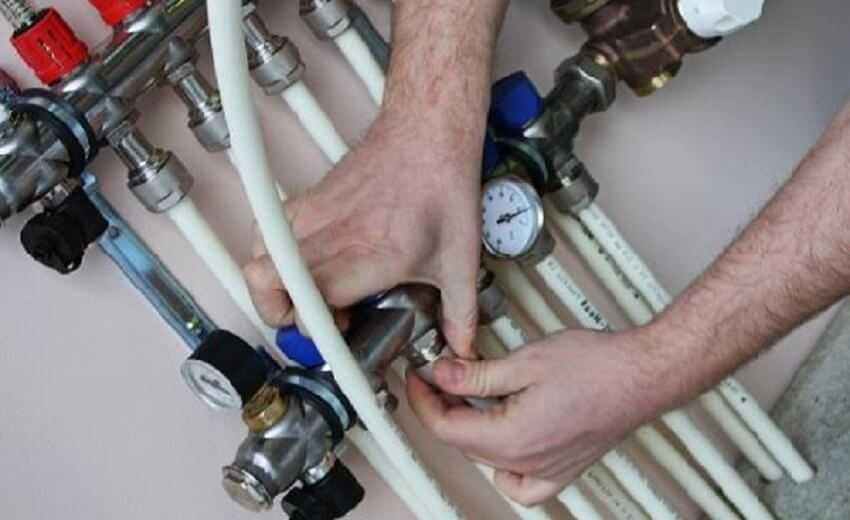 Опрессовка системы отопления в жилом строении