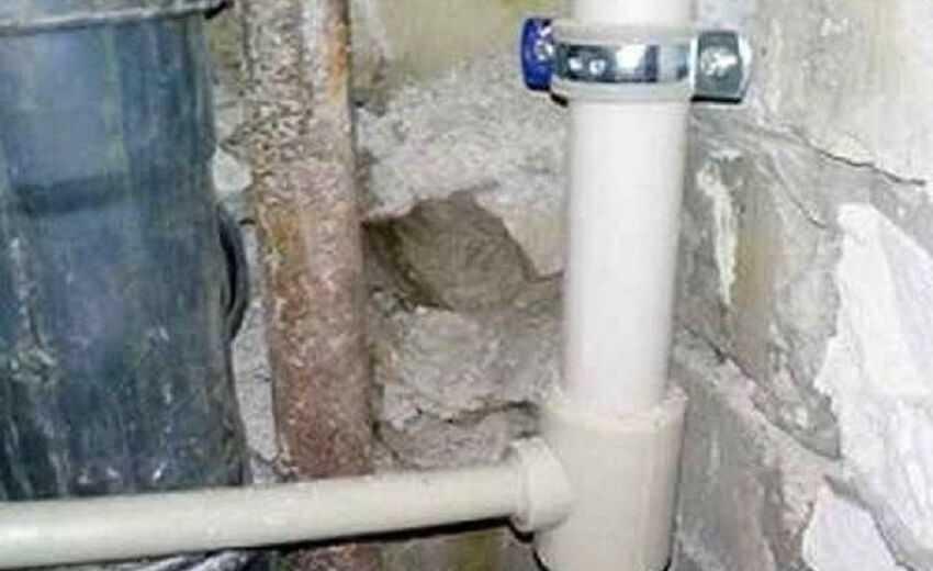 Замена стояков водоснабжения