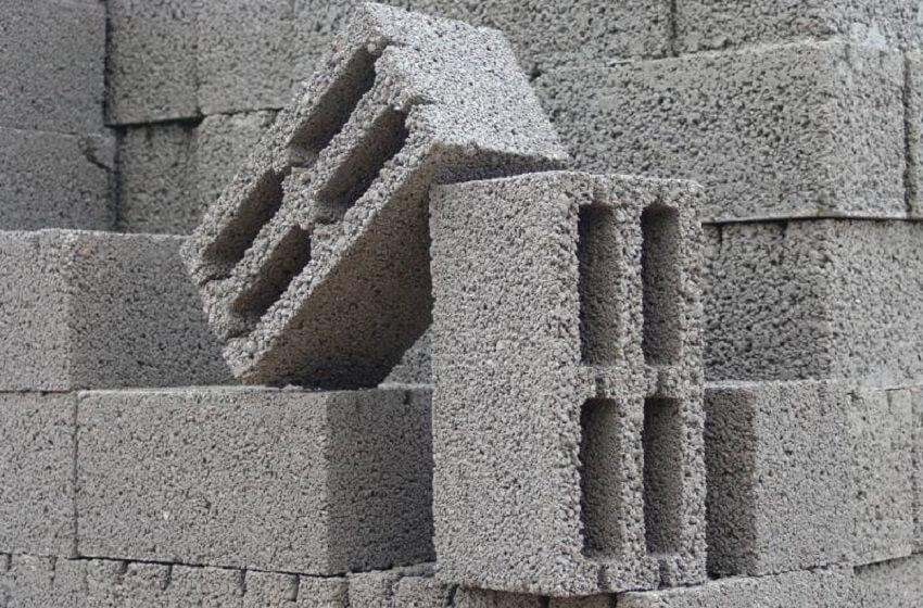Блоки для строительства дома - Керамзитобетон