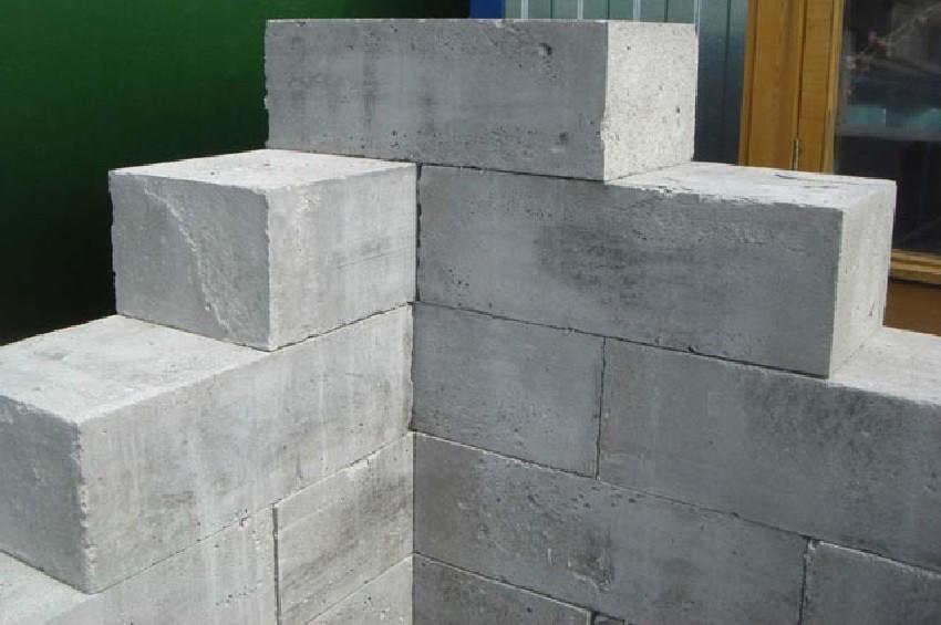 Блоки для строительства дома - Пенобетон