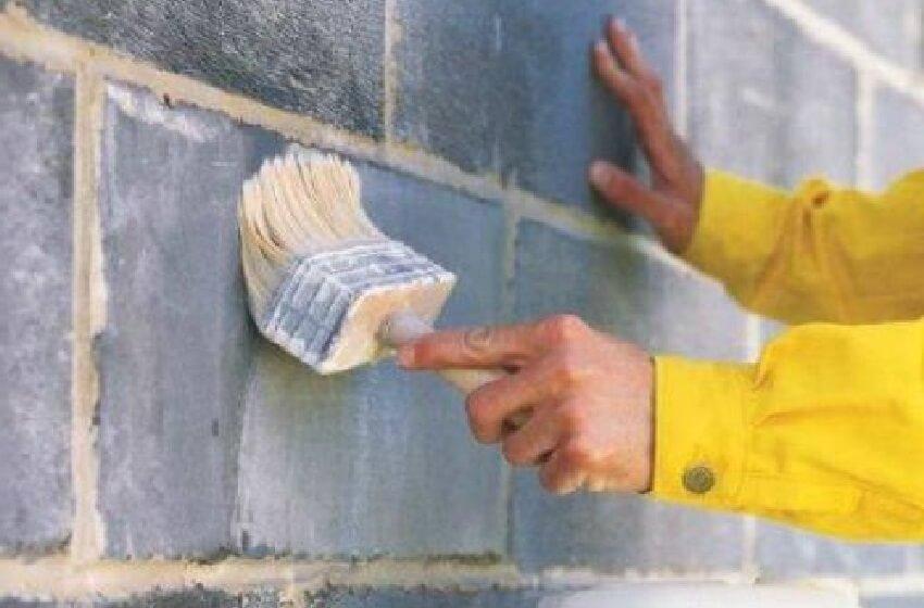 Утепления стен пенопластом снаружи = Грунтовка стен