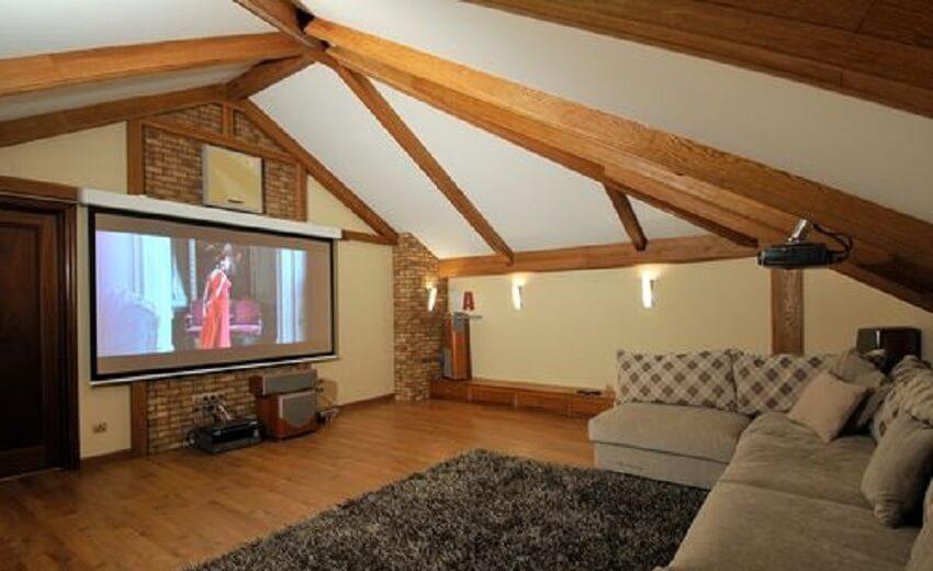 Как сделать мансардный этаж в доме
