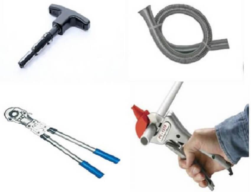 Специальный инструмент сантехника