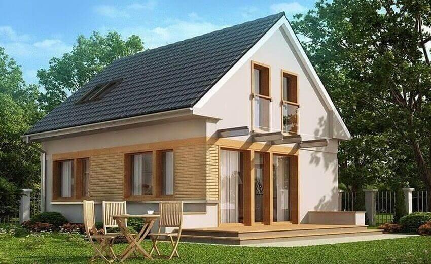 Двухскатная крыша строительство своими руками