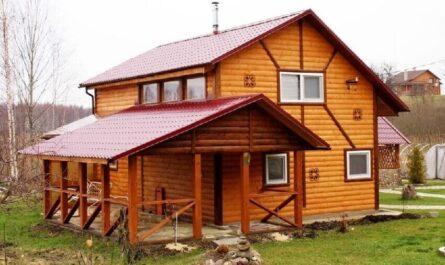 Утепление дачного дома