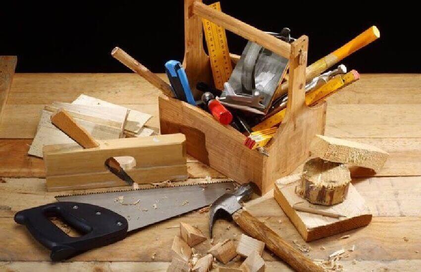 Инструменты для восстановления окон из дерева