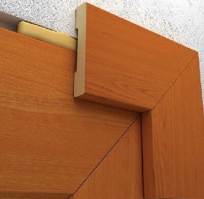 Установка наличников на межкомнатные двери – Наличник в форме клюва