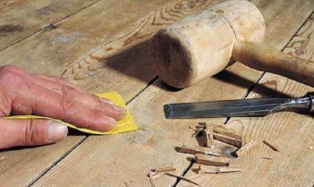 Дефекты деревянных полов и их устранение