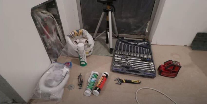 Комплектующие и инструменты