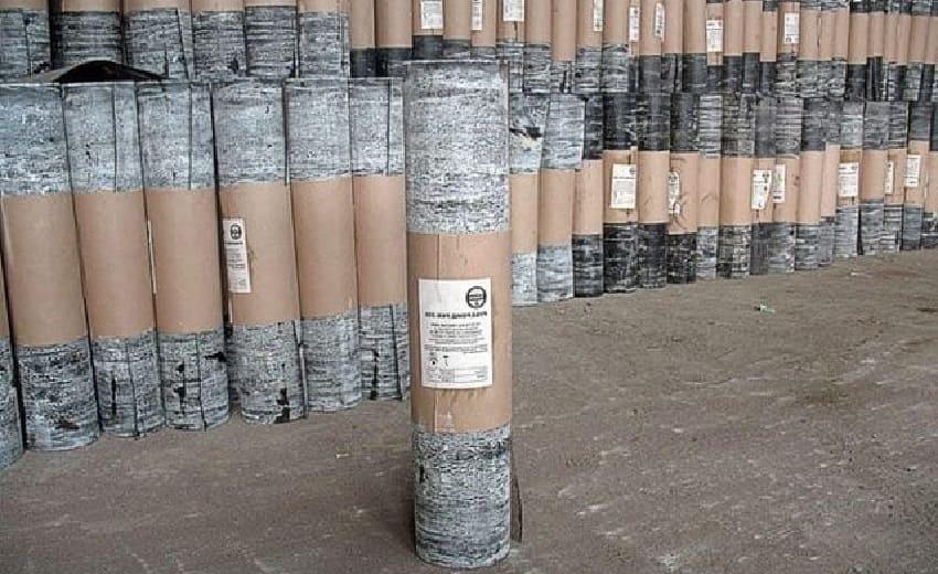 Рулонные гидроизолирующие материалы