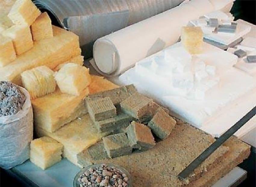 Материалы для теплоизоляции бетонного пола