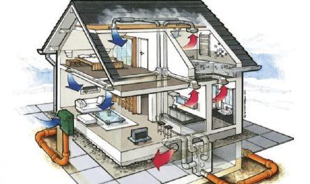 Как обеспечить хорошую вентиляцию в доме